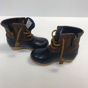 Kids Sperry Saltwater Duck Boot 6M